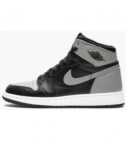 "AAA fake Air Jordan 1 Retro High OG BG ""Shadow"" On Sale"