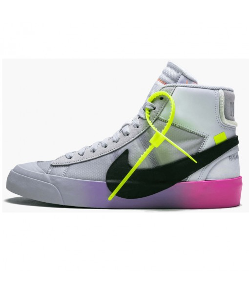 "Best Quality Serena Williams x Off-White x Nike Blazer ""Queen"""