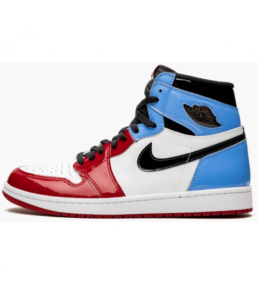 "1:1 Quality Air Jordan 1 Retro High ""Les Twin - Fearless"" On Sale CK5666 100"