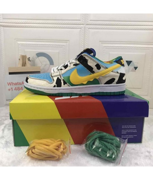 "Quality Ben & Jerry's Nike SB Dunk Low ""Chunky Dunky"" On Sale"
