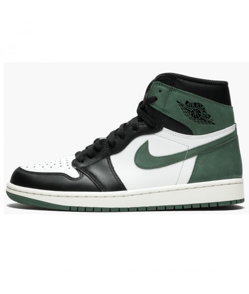 "Buy New Air Jordan 1 Retro High OG ""Clay Green"" Replica"