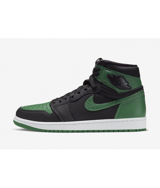 "Quality Replica Air Jordan 1 Retro High OG ""Pine Green""  On Sale"