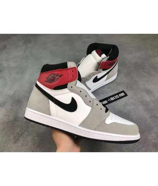 "Quality Replica Air Jordan 1 High OG ""Light Smoke Grey"" On Sale"