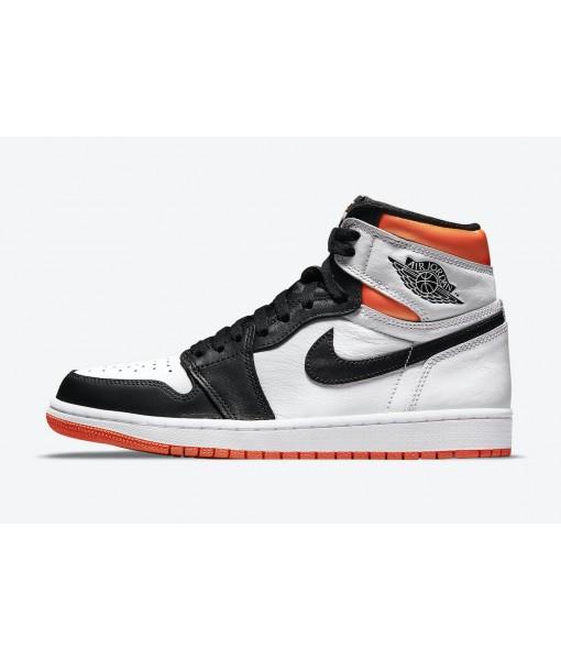 "Air Jordan 1 High OG ""Electro Orange"" On Sale"