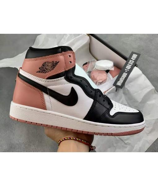 """Air Jordan 1 Retro High Og Nrg """"rust Pink"""" replica For Women & Girl On Sale"""