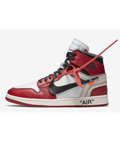 "Quality Replica Off-White x Air Jordan 1 ""The Ten"" On Sale"