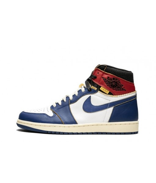 "Union x Air Jordan 1 Retro High OG NRG ""Blue Toe"" Replica For Sale"