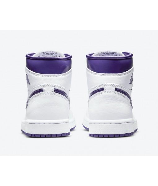 "Quality Replica Air Jordan 1 High OG WMNS ""Court Purple"" On Sale"