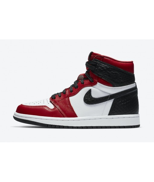 "Quality Replica Air Jordan 1 High OG WMNS ""Satin Snake"" On Sale"