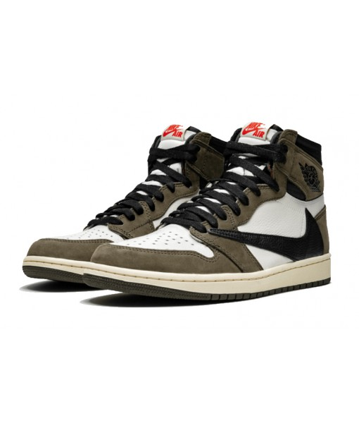 UA Air Jordan 1 High Og Ts Sp Travis Scott 2019 Replica On Sale