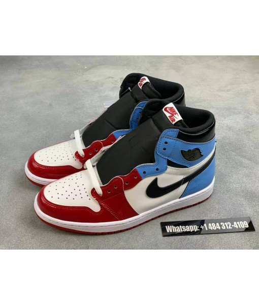 "1:1 Quality Air Jordan 1 Retro High ""Les Twin - Fearless"" On Sale CK5666 100"