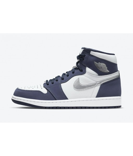 "Air Jordan 1 High OG CO.JP ""Midnight Navy"" On Sale"