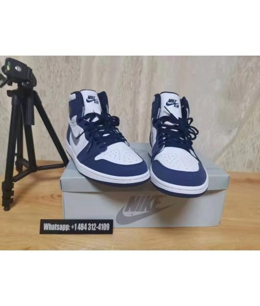 "Air Jordan 1 High OG CO.JP ""Midnight Navy"" On Sale"
