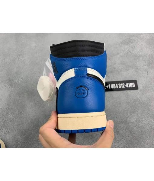 "Quality Replica Air Jordan 1 High OG SP ""Military Blue"" On Sale"