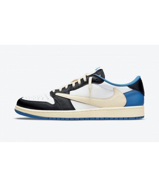Quality Replica Travis Scott x Fragment x Air Jordan 1 Low OG On Sale