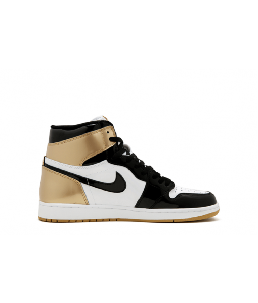"Air Jordan 1 Retro High ""Gold Top 3"" Replica For Man On Sale"