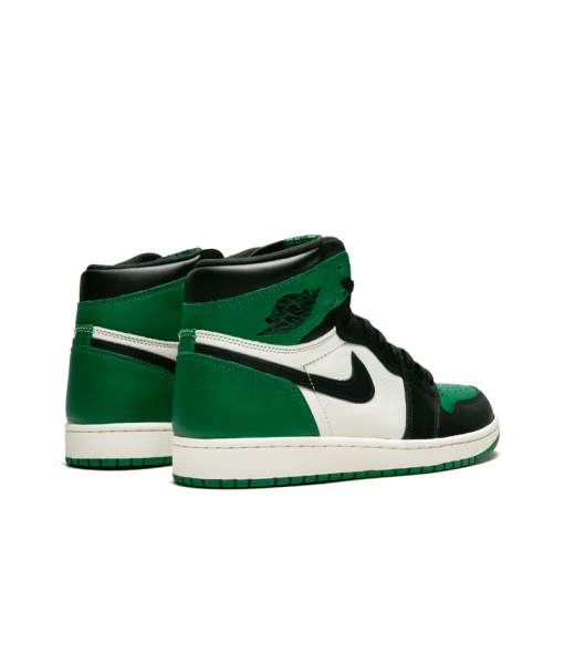 "Cheap Air Jordan 1 Retro High OG ""Pine Green"" For Sale Online"