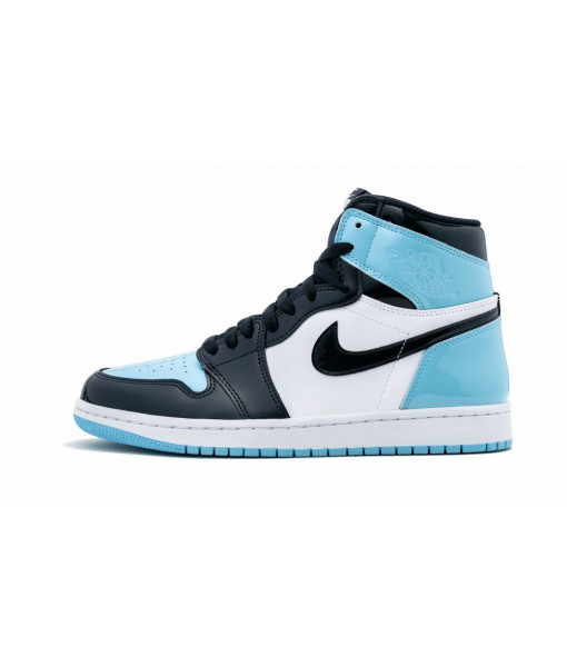 "Air Jordan 1 High ""UNC Patent Leather"" For Womens"