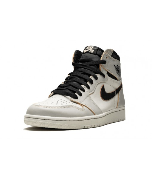 "Buy Nike Sb X Air Jordan 1 ""light Bone"" Replica For Man"