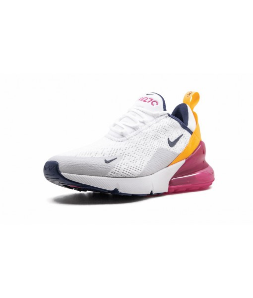 "Women's High Imitation 1:1 Nike Air Max 270 ""laser Fuchsia"" Online For Sale"