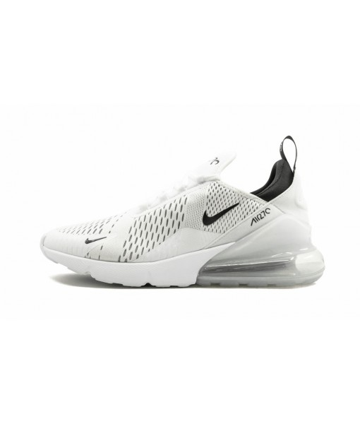 "Mens AAA Nike Air Max 270 ""White Black""Replica Online For Sale"