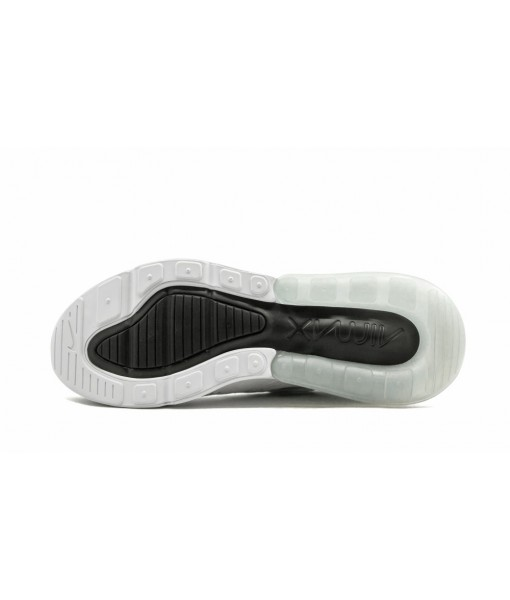 """Mens AAA Nike Air Max 270 """"White Black""""Replica Online For Sale"""