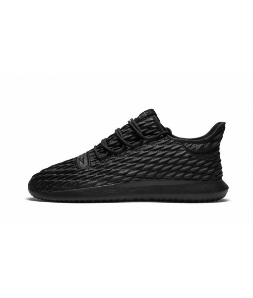 adidas Tubular Shadow Triple Black For Men On Sale