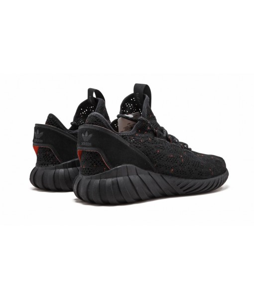 'Triple Black' - Adidas Tubular Doom Sock PK Primeknit For Sale