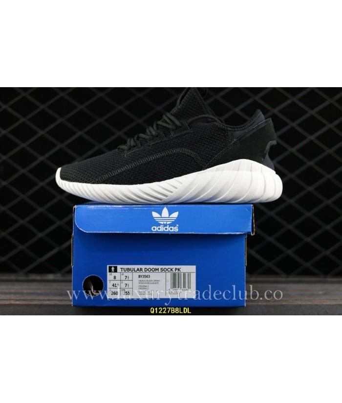 pick up e38f4 43f63 Cheap adidas Tubular Doom Sock Primeknit (PK) Khaki &Black ...