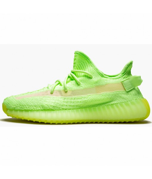 "Best Yeezy Boost 350 V2 ""Glow in the Dark"" Replica - EG5293"