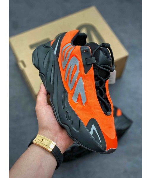 "Buy Cheap Adidas Yeezy Boost 700 MNVN ""Orange"" FV3258 Online"
