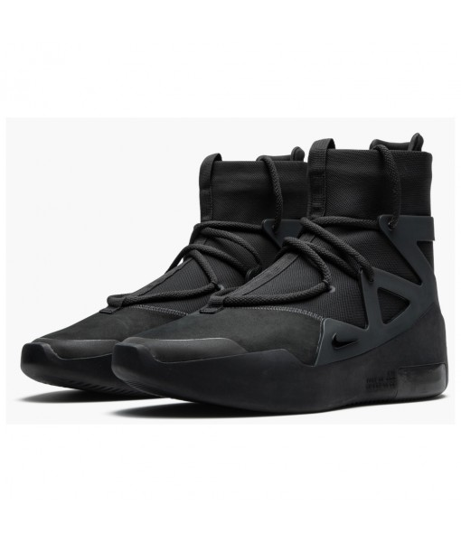 "2020 New Nike Air Fear of God 1 ""Triple Black"" Hit Our Store"