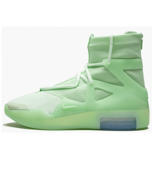 "1:1 Quality Nike Air Fear of God 1 ""Frosted Spruce"" For Cheap"