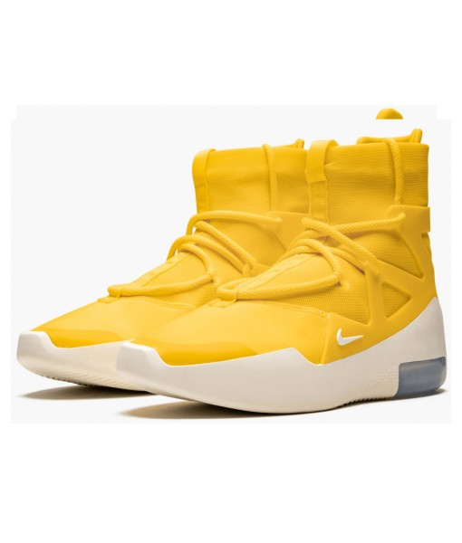 """Replica limited edition Nike Air Fear of God 1 """"Amarillo"""" On Sale"""