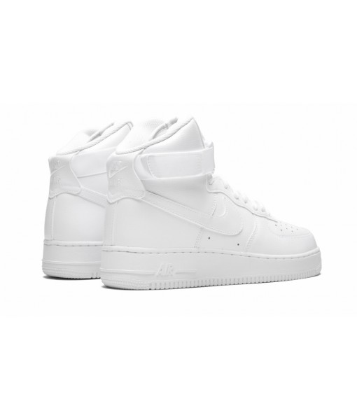 High imitation AAA Air Force 1 High '07 'White' Online for sale