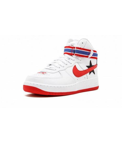 Cheapest Perfect Quality Fake Air Force 1 High Riccardo Tisci Victorious Minotaurs White Online For Sale