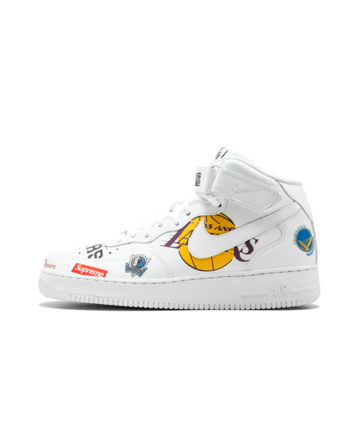 online store 2bd0d 6e416 High imitation AAA AIR FORCE 1 MID '07/SUPREME