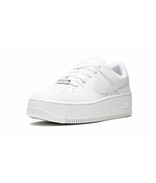Women's Air Force 1 Sage Low Triple White (W) Online for sale