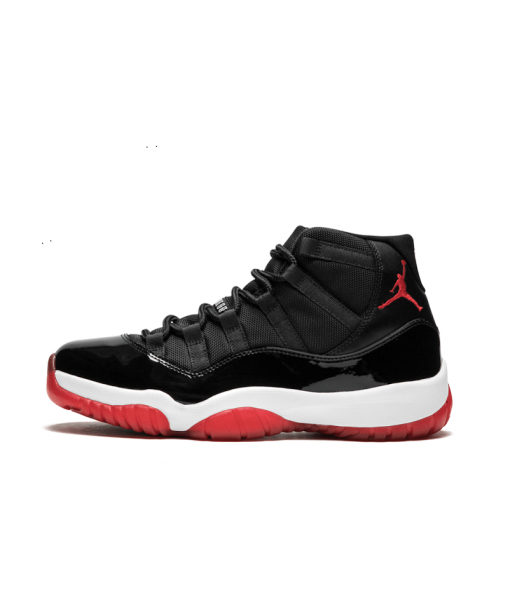 "Air Jordan 11 Retro ""Bred"" Replica Online for sale"