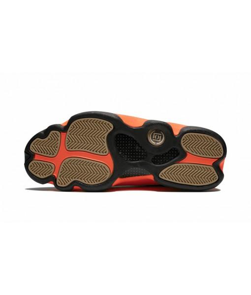"Men's CLOT x Air Jordan 13 Low ""Black/Infrared"" On Sale"