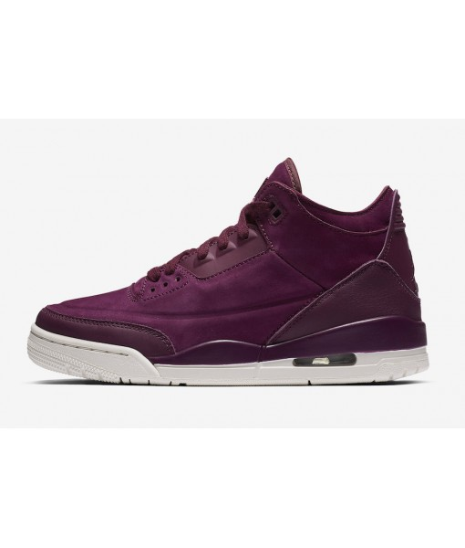 "Air Jordan 3 ""Bordeaux"" Online for sale"