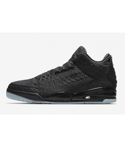 "Air Jordan 3 Flyknit ""Black"" Online for sale"