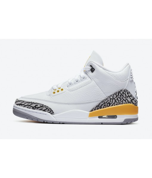 "Air Jordan 3 WMNS ""Laser Orange"" Online for sale"