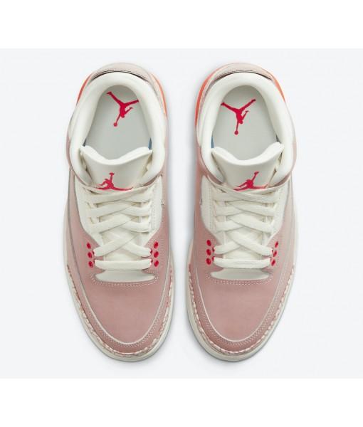 "Air Jordan 3 WMNS ""Rust Pink"" Online for sale"