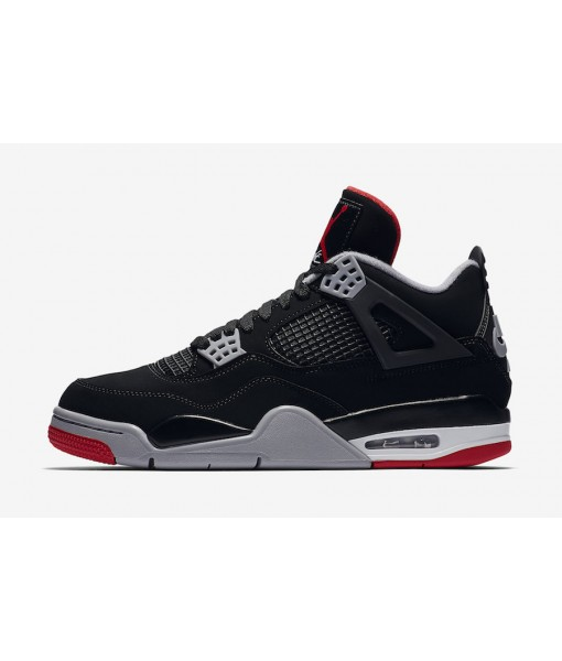 "Air Jordan 4 ""Bred"" – 308497-060 Online for sale"