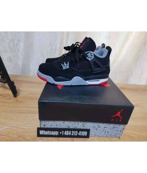 "Air Jordan 4 ""Bred"" – 308497-060 Online for sale"