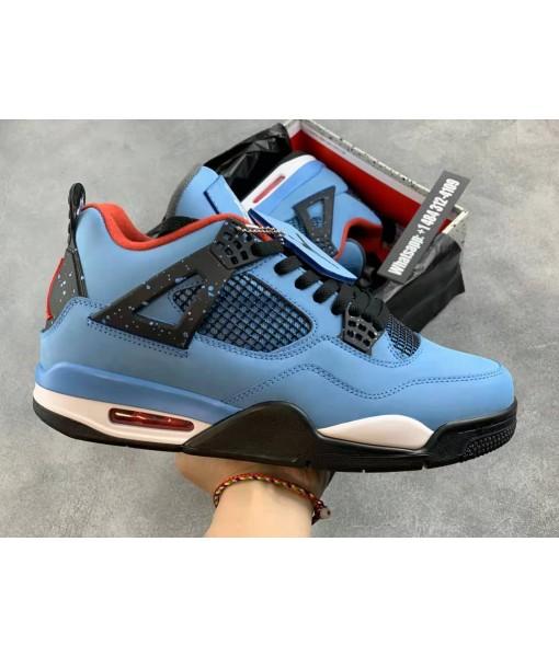 """Air Jordan 4 Retro """"Travis Scott - Cactus Jack"""" – 308497 406 Online for sale"""