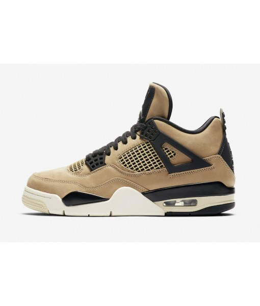 "Air Jordan 4 WMNS ""Mushroom""– AQ9129-200 Online for sale"