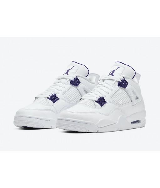 "Air Jordan 4 ""Purple Metallic""– CT8527-115 Online for sale"