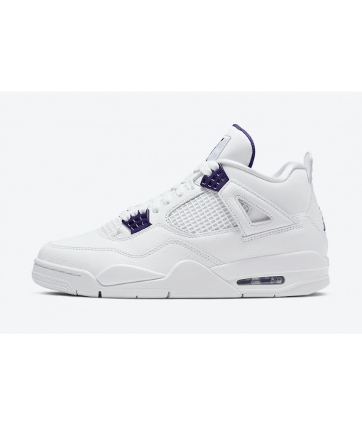 "Air Jordan 4 ""Purple Metallic""– CT8527-115 Online for sale"